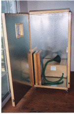 An orgone accumulator